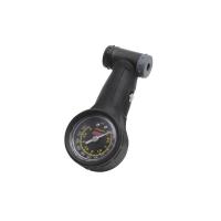 DRC Air Pressure Gauge Twin Valve G101