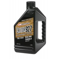 Maxima Castor 927 2 Stroke High Performance Racing Oil - 1L
