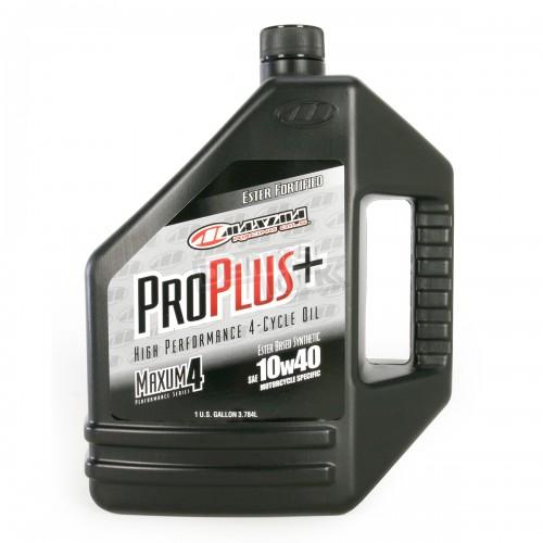 Maxima 10w40 Maxum-4 PRO PLUS+ 4 Stroke Oil Full Synthetic - 4L