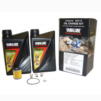 Yamalube Yamaha YZ/WR Oil Change Kit (Semi Synthetic 10W40)