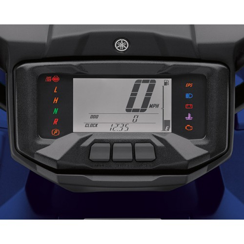 New digital LCD multi-function instruments
