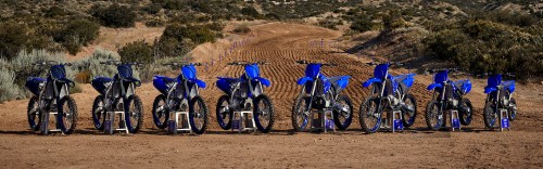 Yamaha reveals 2021 dirt bikes