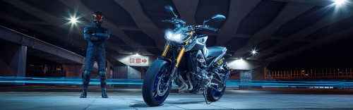 MT-09SP takes triple-cylinder performance to the next level