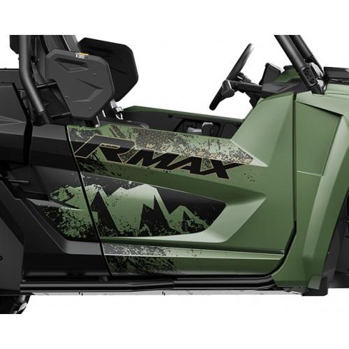 All-New Heavy-Duty Three-Piece Door Design
