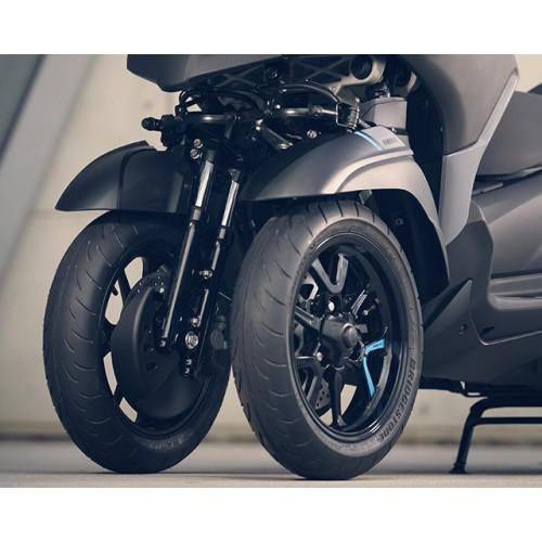 Leaning Multi Wheel Technology