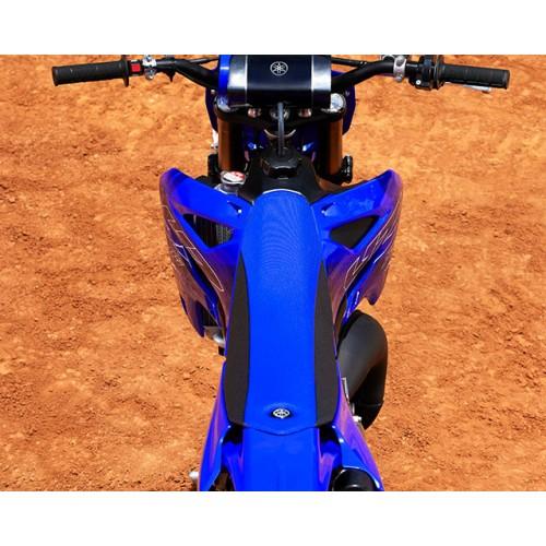 Improved rider ergonomics