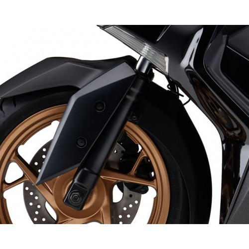 Motorcycle-Type Forks