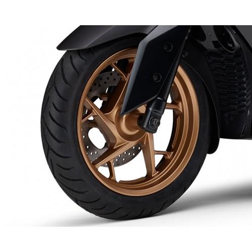Sports-orientated Wheels