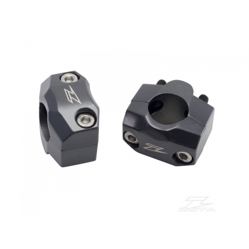 Zeta UX3 Handlebar Clamp Kit 11/8