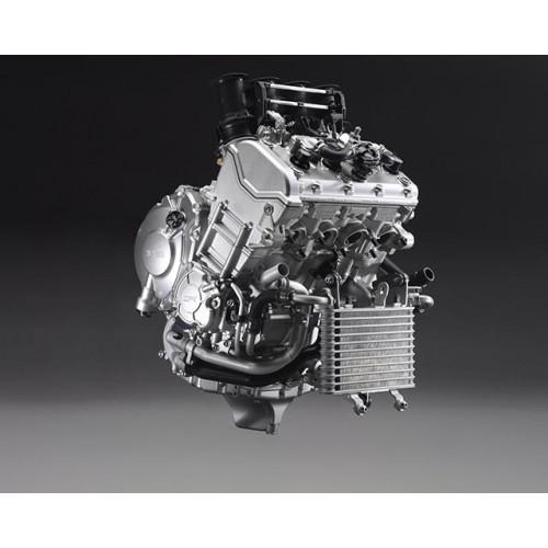M1-derived 200PS crossplane engine